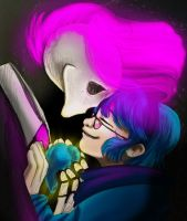 Mystery Skulls  Ghost - Lewvivi by jameson9101322