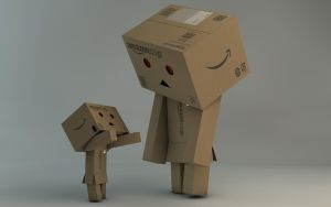 Danbo ART by Dracu-Teufel666