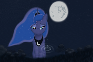 Drops of Moonlight by VexPon