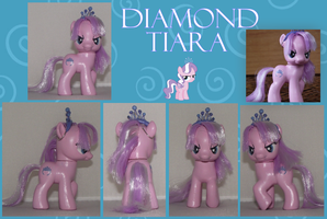 Diamond Tiara by phasingirl