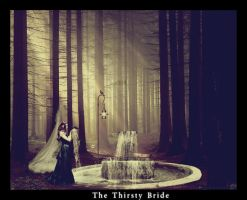 The Thirsty Bride by a-moora-h