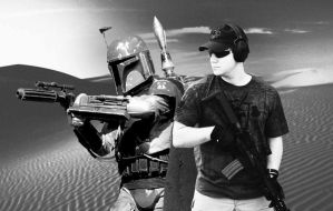 Fett and I by Swaptrick