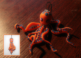 Orange Octo by teezkut