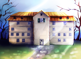 BG concept - The mansion by mieulinhtu