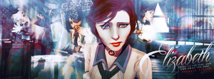 Bioshock Infinite: Elizabeth by EvenstarArwen