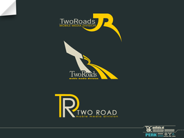 Two Roads by Pallala