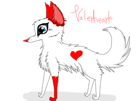 Valenheart by 4ellyK
