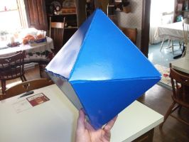 The Fifth angel Ramiel- After paint by KitoCosplay