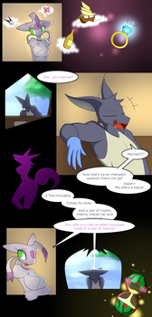 Pg 11 : Lily's Back Story by R-MK