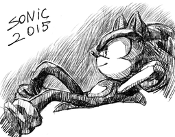 Sonic 2015 by BloomTH