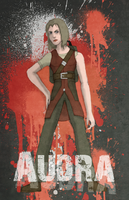 Audra Harrison by Archaes8