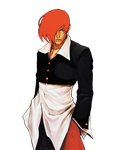Iori Yagami - KOF EX2 PNG by Zeref-ftx