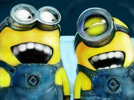 Minions by acostamt