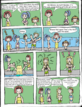 TG Comics - By the Pool 3 by Shoujo-Revolution