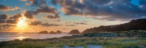 Sunset in Oregon by vazagothic