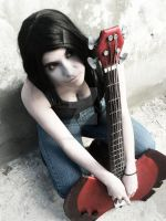 Marceline cosplay by Paper-Doll89