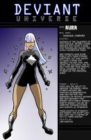 Deviant Universe: Aura by Gaston25