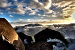 Surreal HDR Ice Rock Land by laupretep