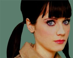 Zooey Deschanel by TheEyecon