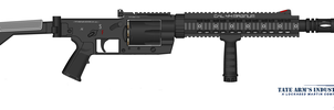 Tate Arm's TAC-44 Revolving Carbine by GeneralTate