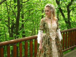 Wuthering Heights Dress by ThreeRingCinema
