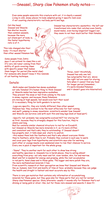 Sneasel study notes by Weirda208