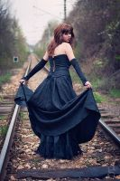 on the railway by Tikal-SH