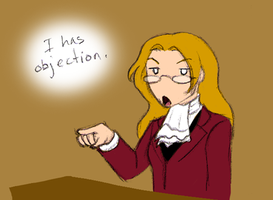 I has objection. by RyokoHikariRyuno