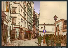 rue Tiquetonne by bracketting94