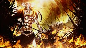 Ichigo Vasto Lorde Wallpaper by MizoreSYO