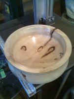 Wooden Bowl 5 by 22spoons