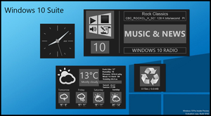 Windows 10 Suite by kjc66