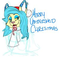 Merry Unfinished Xmas by Flimingow