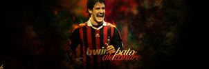 Alexandre Pato by manishdesigns