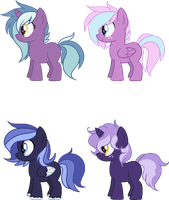 [CLOSED] - Midnight Striker x Dusk by Featheries