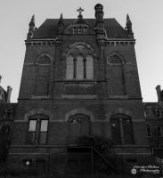 Gothic Architecture by ForsakenOutlaw