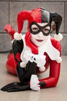 Harley Quinn - Fancy Clown by Lie-chee