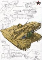 MBT-68 by TugoDoomER