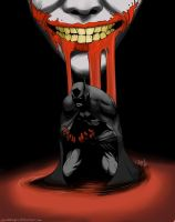 Batman: Blood in my Hands by ExiaLohengrin