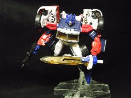 G2 Optimus Prime returns! by forever-at-peace