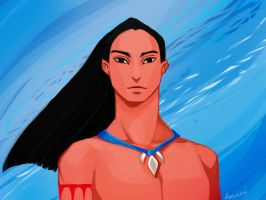 Pocahontas by WortCat
