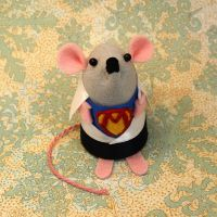 Supermouse by The-House-of-Mouse