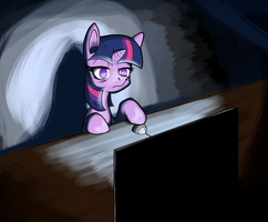 I Should Really Get To Sleep by LegendaryMemory