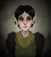 Merrill by frafi