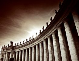St. Peter's Square by sican