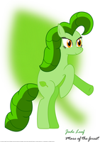 Jade Leaf - Mare of the forest by Senkan