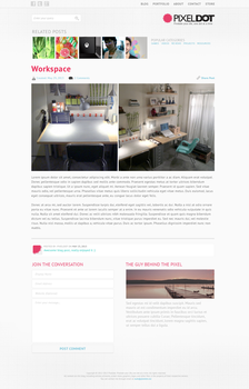 New Blog Style by Somiac