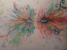 Eyes of Imagination by pluie3et3grenouille