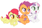 Dragonified CMC by QueenCold