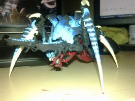 Spiderfex Nearly Done by 666Souless